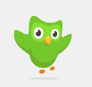 duolingo app para aprender ingles